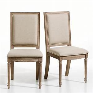Chaises de salle a manger louis xvi for Meuble salle À manger avec chaise design salle a manger pas cher