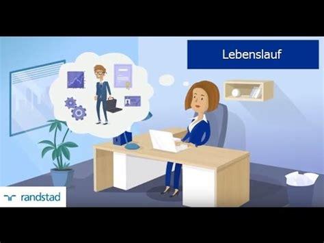 Lebenslauf Was Muss Rein 2016 by Lebenslauf Was Muss Rein Randstad