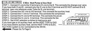 I Have A Goodman Gph1348h21ab Heat Pump That Was Installed