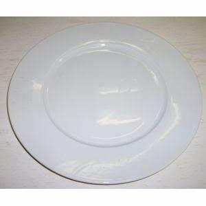Assiette Ardoise Pas Cher : assiette plate blanche pas cher ~ Teatrodelosmanantiales.com Idées de Décoration