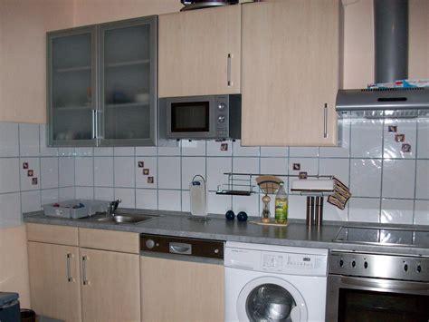 Kuche Mit Waschmaschine by Waschmaschine In Kuche Integrieren Myappsforpc Org