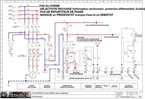 chambre froide pdf schema electrique bruleur dépannage retour expérience e