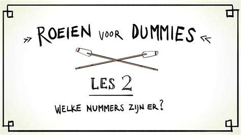 Roeien Nederlands by Aegon Roeien Voor Dummies Deel 2 Youtube