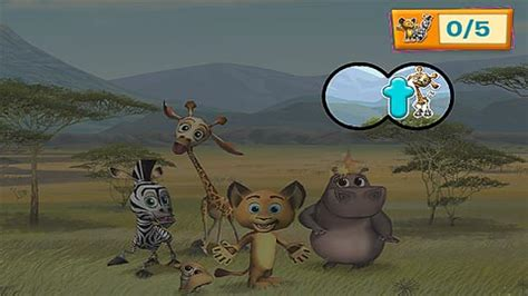 madagascar  abcs preschool games mobile app jumpstart