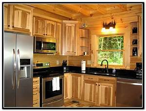 1000 ideas about hickory kitchen cabinets on pinterest With kitchen cabinets lowes with format papiers