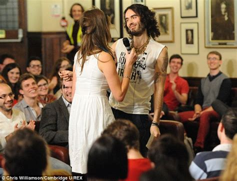 russell brand oxford union russell brand calls cambridge students harry potter p fs