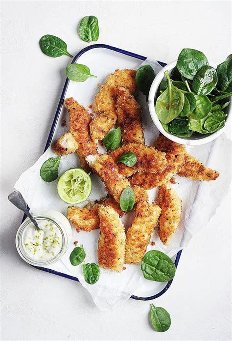 chicken air panko fryer tenders recipe