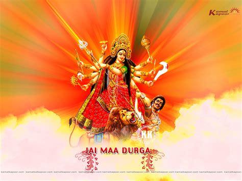 Digital Navratri Mata Wallpaper by Animation Wallpapers Durga Wallpaper Navratri Hindu