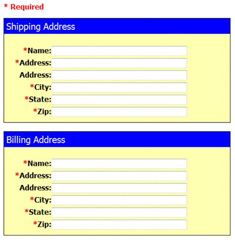 html forms from basics to style layouts