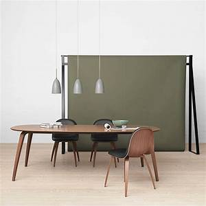 Elliptical Dining Table By Gubi Connox Shop