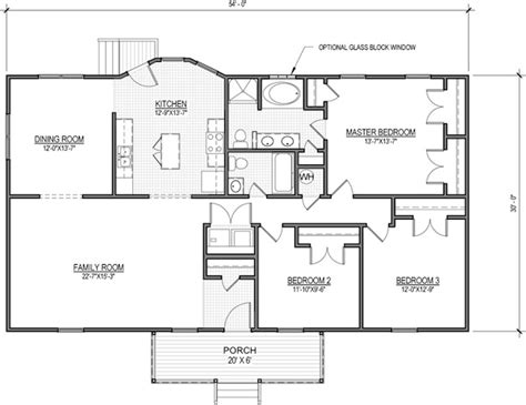 popular floor plans  mitchell homes