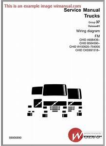 Volvo Truck Fm Euro5 Service Manual