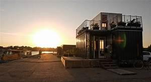 Container Zum Wohnen : containerhaus nachhaltig wohnen ohne auf komfort verzichten zu muessen ~ Sanjose-hotels-ca.com Haus und Dekorationen