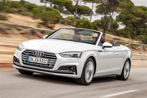 New Audi A5 Cabriolet 2017 Review  Auto Express