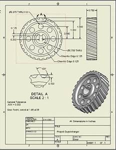 Parts I have modeled for Supercharger: