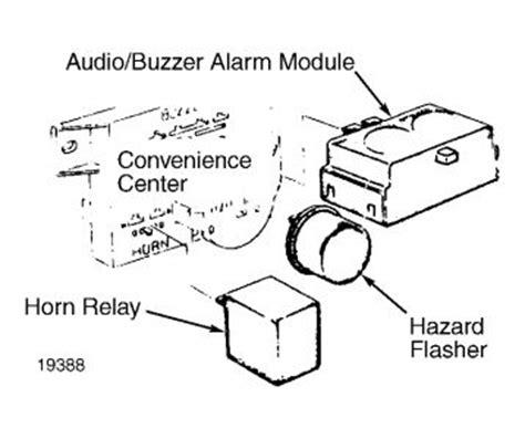 1995 Buick Skylark Fuse Box by 1982 Buick Skylark Horn Relay I Need To Where Is The