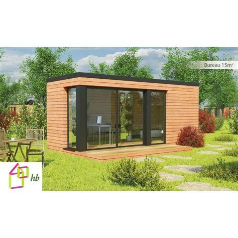 bureau bois pas cher maison jardin habitable abri bureau accueil design et