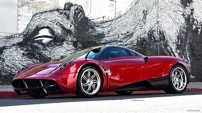 Pagani Huayra Wallpapers Desktop Supercar Cars Wallpaperup