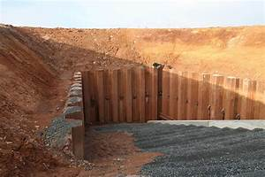 Sheet pile wall design xls : Spundwand wikipedia