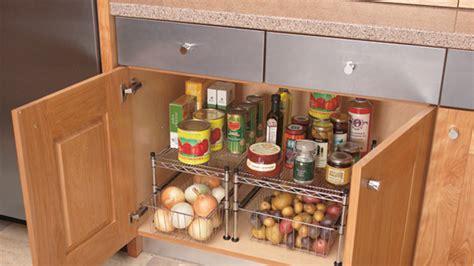 Kitchen Cabinet Storage Ideas  Home Furniture Design