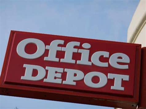 bureau depot auray office depot officemax announce merger nbc bay area