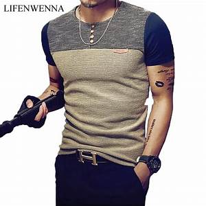 Aliexpress.com : Buy 2017 Summer Fashion Men's T Shirt ...