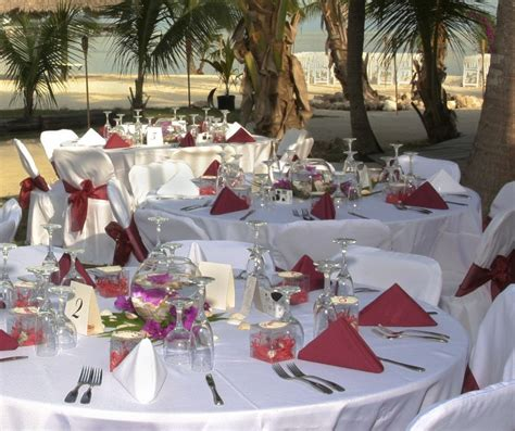 table charts for wedding reception beautiful beach wedding reception decoration ideas