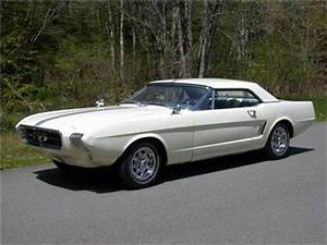 1963 Ford Mustang II Prototype - Concepts