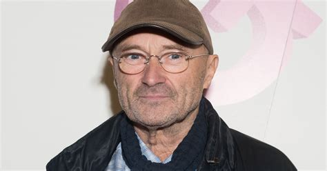 Phil Collins' 'warts And All' Autobiography Arriving In