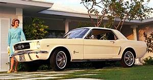 The First Ford Mustang Came Out In 1964: Here's The Full Story