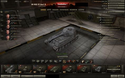 World Of Tanks Garage Mod by Premium Garage Converted To Normal Garage World Of