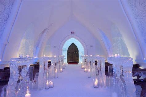 lhotel de glace  canada   ultimate luxurious abode