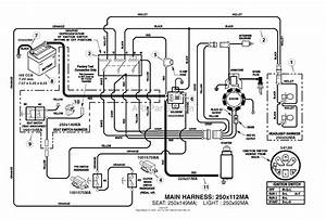Murray Lawn Tractor Wiring Diagram : murray 2691199 00 mt155420h 15 5hp 42 yard king lawn ~ A.2002-acura-tl-radio.info Haus und Dekorationen