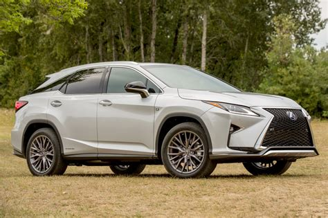suv lexus used 2016 lexus rx 450h for sale pricing features