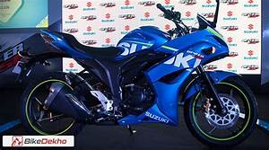 Suzuki Gixxer Sf Fi Launched At Rs 99 662