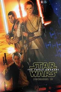 Poster Star Wars : star wars the force awakens poster breakdown the second ~ Melissatoandfro.com Idées de Décoration