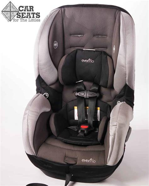 evenflo sureridetitan  review car seats   littles