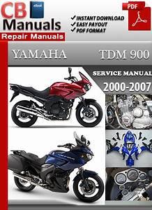Yamaha Tdm 900 2000