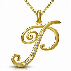 letter p in cursive 100 images 1950s casual cursive With gold letter p pendant