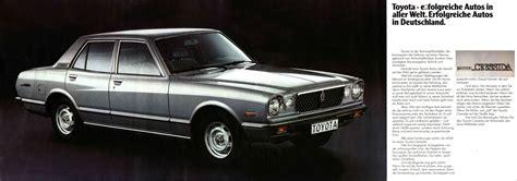 1977 Toyota Cressida brochure