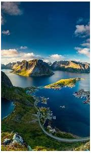 HD wallpaper: world, 1920x1200, sea, coast, Bay, town, hd ...