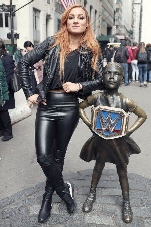 becky lynch leather style trends leather celebrities