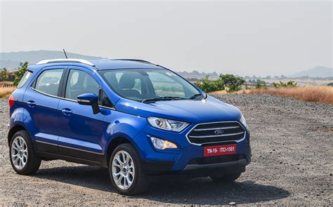 Ford Ecosport 2017 Review by Auto Tech Review