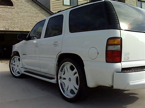 michael  gmc yukon denali specs  modification