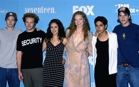 The Cast of 'That '70s Show' Performed This Ritual Before ...