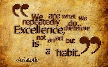 Excellence Quotes Tag Word Quote Famous Those