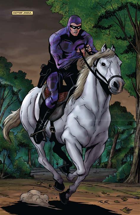 phantom walks ghost comics comic walker kit horse superhero last books super eduardo forces heroes dc dynamicforces