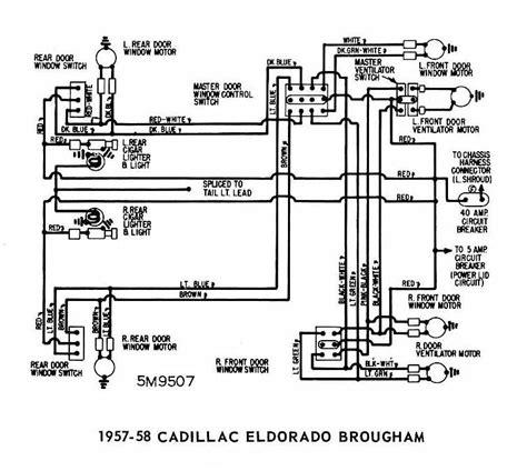 91 cadillac coupe engine diagram