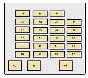 Toyota Sequoia  2007  - Fuse Box Diagram