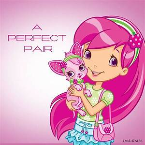 714 Best Images About Strawberry Shortcake And Friends